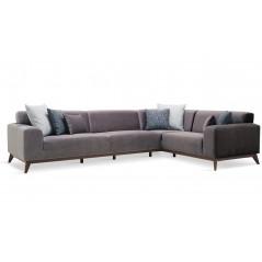EH NATARA Corner Sofa Set