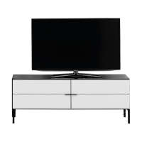 EH CRYSTAL Uth Two Doors Low TV Unit