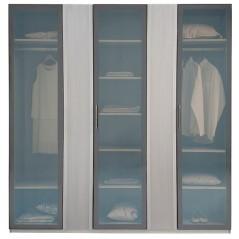 EH GIOVANA TR 5 Doors Wardrobe