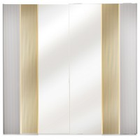 EH GIOVANA Sliding Doors Wardrobe (240 cm)