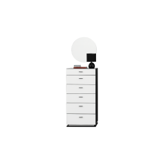 EH Crystal High Chest of Drawers
