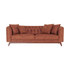 EH Elegante Three-seat Sofa