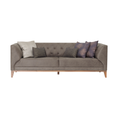 EH Alessa Three-seat Sofa