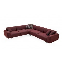 EH Giorno Corner Sofa Set (without coffee table)