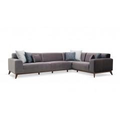 EH Netha Corner Sofa Set