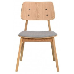 RO Naga Dining Chair Oak