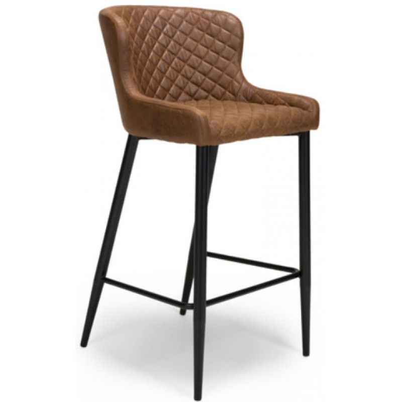 FP Char Antique Brown Stool