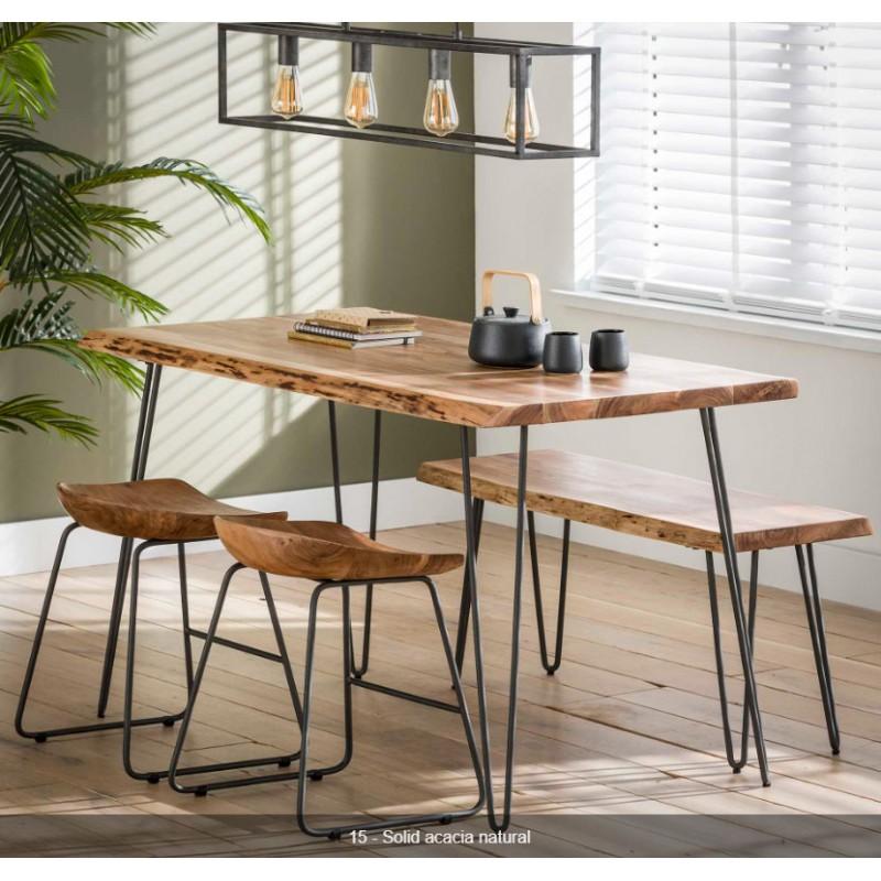 ZI Ten Dining Table Edge 130