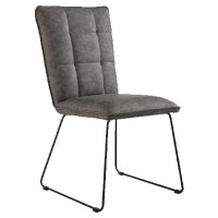 DC Indus Grey Dining Chair