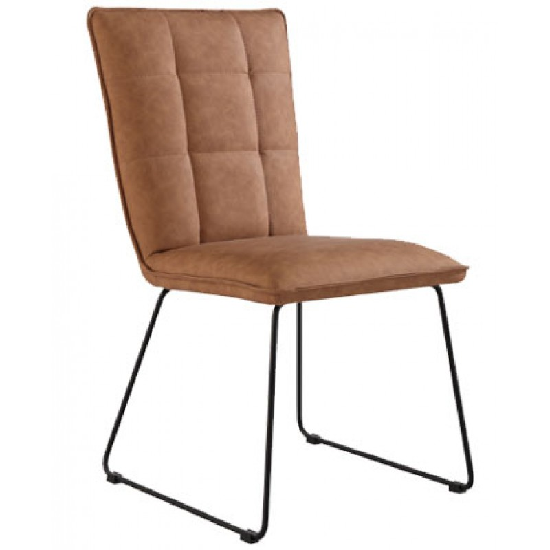 DC Indus Tan Dining Chair