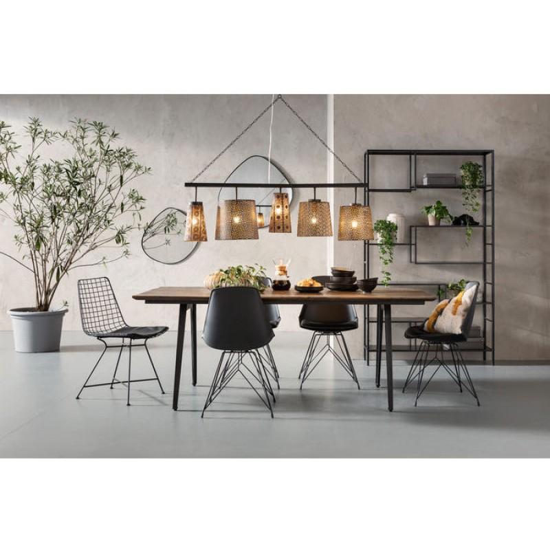 Kare Table Paradise 200x90cm