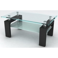 Reno Coffee Table Black