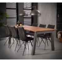 Zi Franko 210 Solid Wood Table