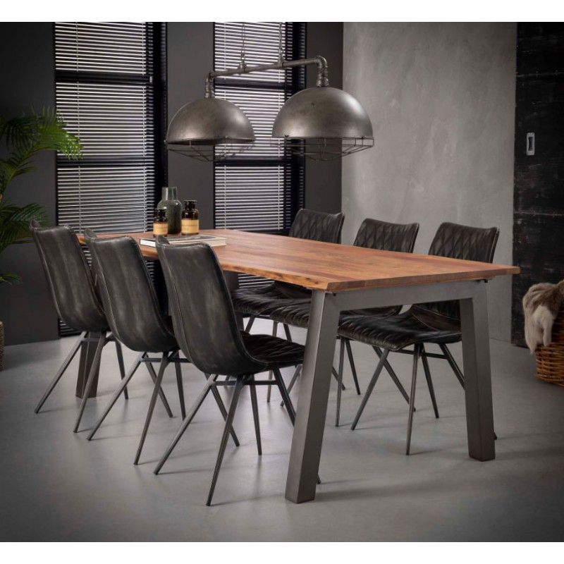 Zi Franko 210 Solid Wood Table