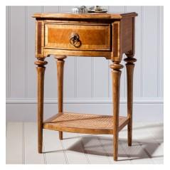 GA Spire 1 Drawer Bedside Cabinet