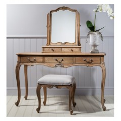 GA Chic Dressing Table Weathered