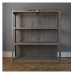 GA Weathered Floor Standing Shelf Unit
