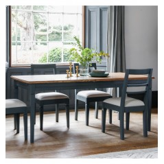 GA Bronte Extending Dining Table Storm