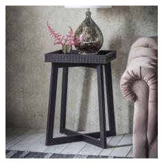 GA Boho Boutique Bedside Table