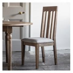 GA Cookham Dining Chair Oak (2pk)