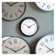 GA Winston Clock Grey