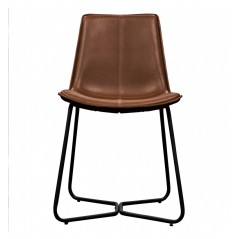 GA Hawking Chair Brown (2pk)