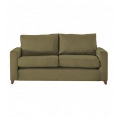 GA Hambleton Large Double Sofa in Brussels Olive