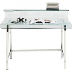 Desk Visible Clear 110x56cm