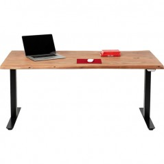 Desk Office Harmony Black 180x90