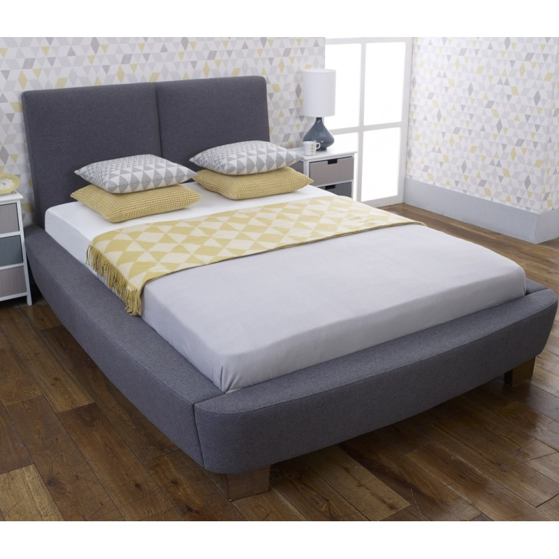 LL Dione Slate 5ft Bedstead