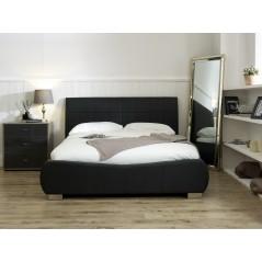 LL Dorado Black 6ft Bedstead