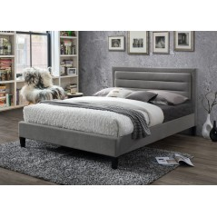 LL Picasso Grey Marl 5ft Bed Frame