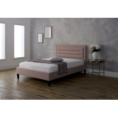 LL Picasso Pink 4ft6 Bed Frame