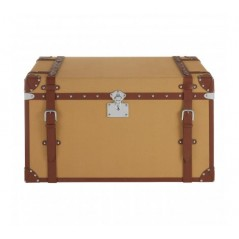 Columbus Storage Trunk Large Brown