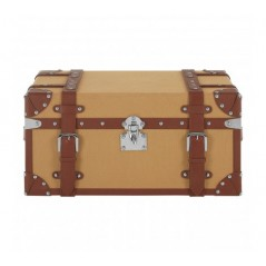 Columbus Storage Trunk Small Natural