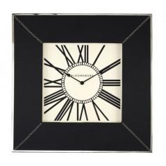 Kensington Wall Clock Black