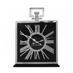 Kensington Mantel Clock Black