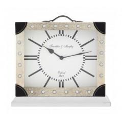Kensington Mantel Clock Grey