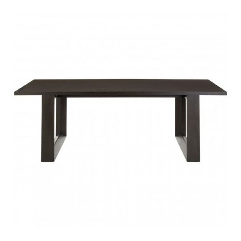 Diamond Dining Table Black