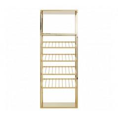 Piermount Bar Shelf Space Gold