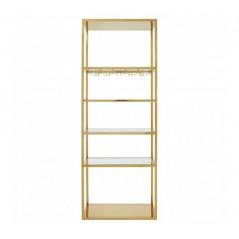 Piermount Bar Shelf Full Gold