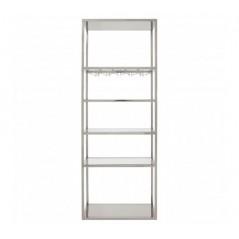 Piermount Bar Shelf Full Silver