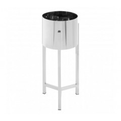 Piermount Plant Stand Large Silver