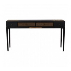 Salvar Console Table Black