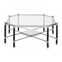 Allessi Coffee Table Silver