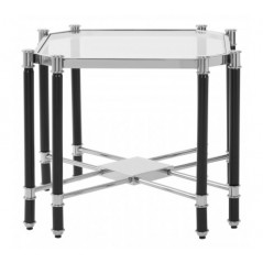Allessi End Table Silver