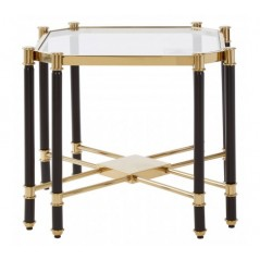 Allessi End Table Gold