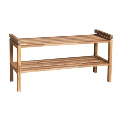 RO Confe Shoe Rack Short Oak