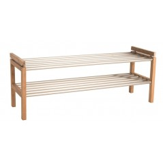 RO Confe Shoe Rack Long Oak