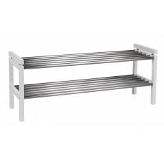 RO Confe Shoe Rack Long White